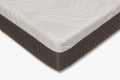 Ergo Align 10 inch Memory Foam Mattress corner