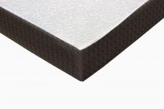 Ergo Align 8 inch Memory Foam Mattress corner