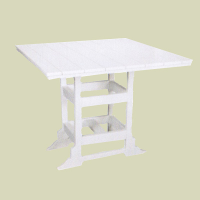 42 inch Square Table