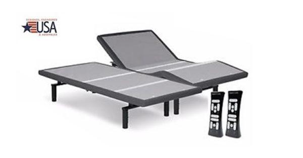 LMS-200 Adjustable Base Bed