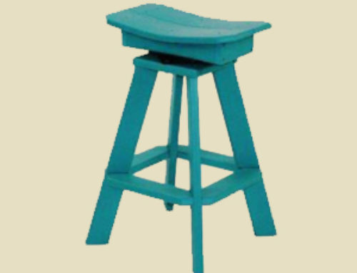 Bar Stool 27″ Swivel