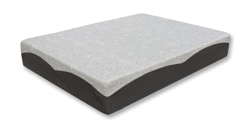 Ergo Align 12 inch Gel Memory Foam Mattress