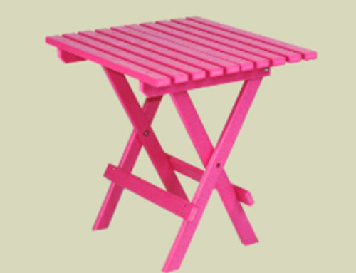 Folding Table (Narrow Slats)