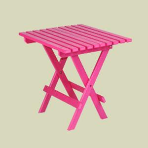 Folding Table (Narrow Slats)