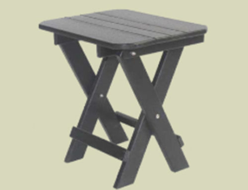 Folding Table (Wide Slats)