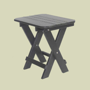 Folding Table (Wide Slats)