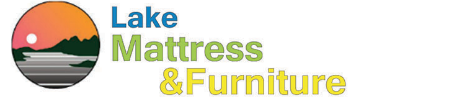 Lake Mattress and Furniture – Bedding, mattresses and custom made outdoor furniture. Logo