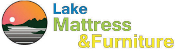 Lake Mattress and Furniture – Bedding, mattresses and custom made outdoor furniture. Mobile Logo