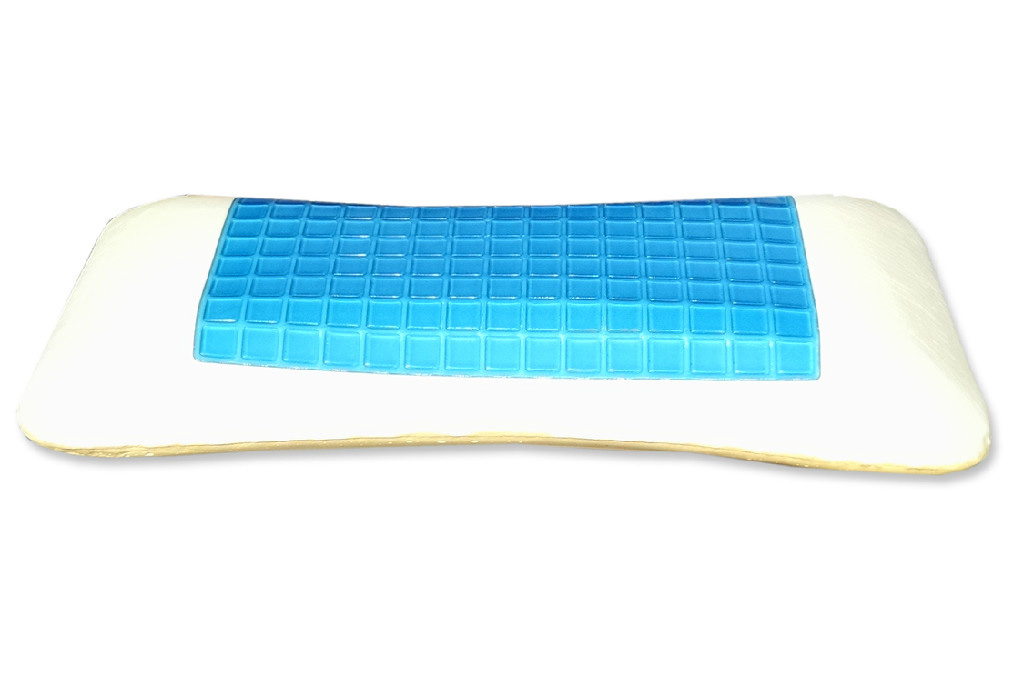 Traditional Gel Memory Foam Pillow