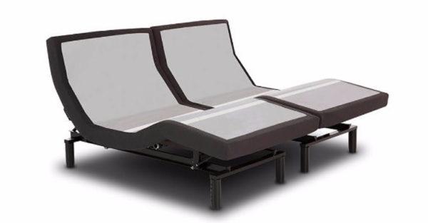 LMS-400 Adjustable Base Bed
